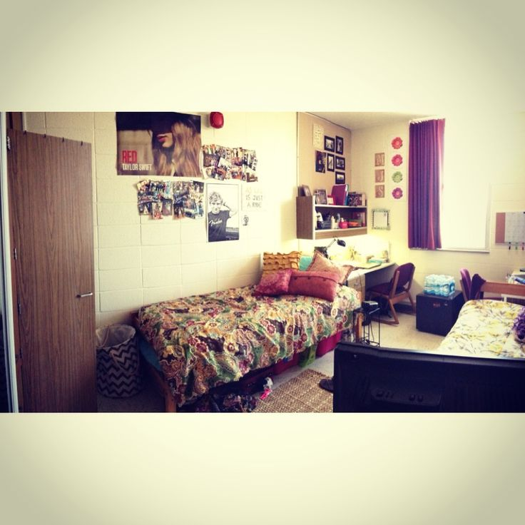 Missouri State University Blair-Shannon room! Where I'll be staying!
