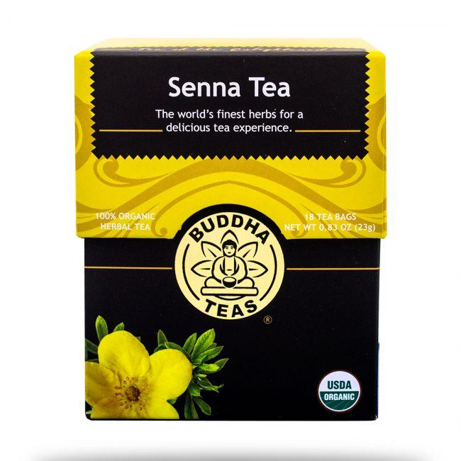 Senna Tea.. Great for constipation..