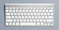 Apple Keyboard Free .PSD | GORM