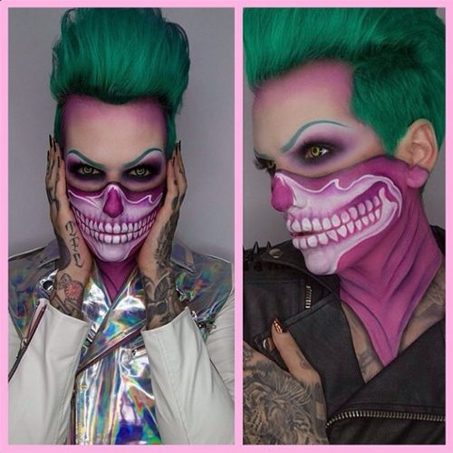 jeffree star skull makeup - Google Seawch