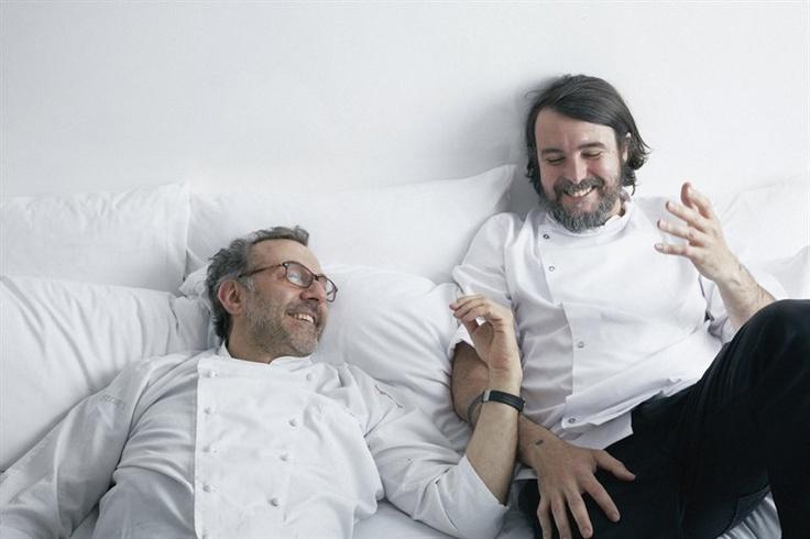 Nuno Mendes x Massimo Bottura