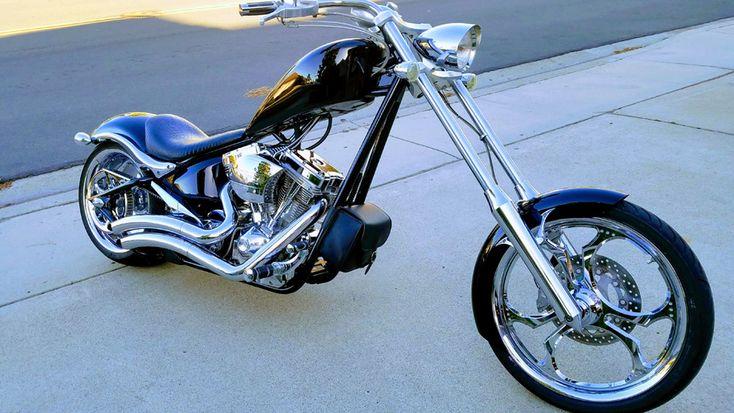 2009 Big Dog k9 motorcycle