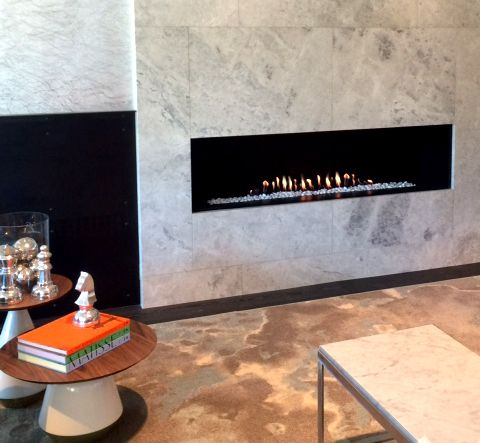 21 best Contemporary Linear Fireplaces images on Pinterest