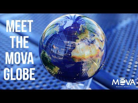 Antique Gloss Finish MOVA® Globe