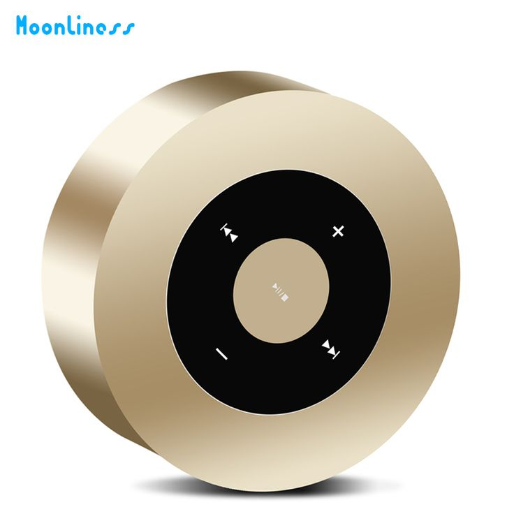 Moonliness Mini Bluetooth Speaker Stereo Portable Wireless Speakers Mp3 Player Music Speaker Hands Free Loudspeaker  Music. Yesterday's price: US $16.77 (13.91 EUR). Today's price: US $12.75 (10.45 EUR). Discount: 24%.
