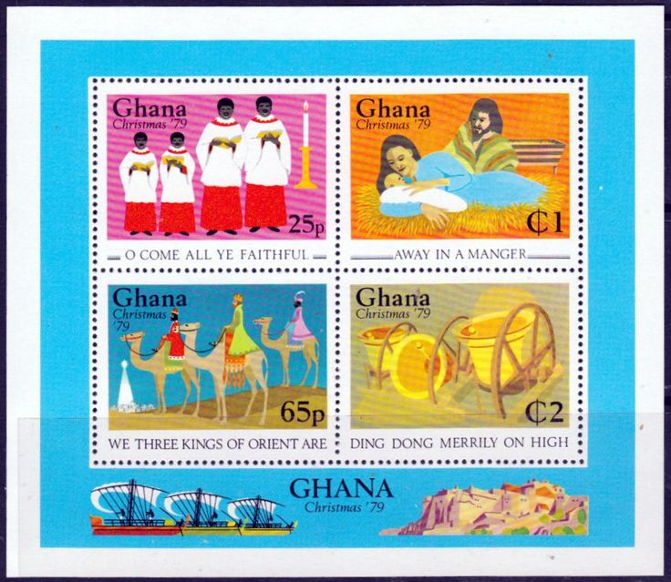 Ghana 1976 Olympic Games Set Fine Mint SG 773/6 Scott 583/6 Other British Commonwealth Empire and Colonial stamps Here