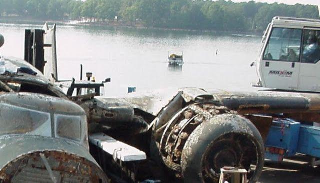 **PLANETA H**: Encuentran avión perdido en 1964 al evaporarse par...