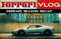 VLOG Living With a Ferrari – Season Recap