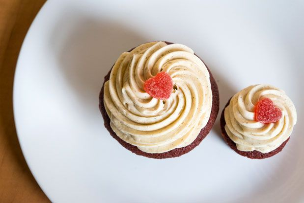 Cheap Eat of the Week: a red velvet cupcake from Prairie Girl Bakery