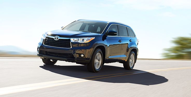 2015 Toyota Highlander | Every journey. Every moment.