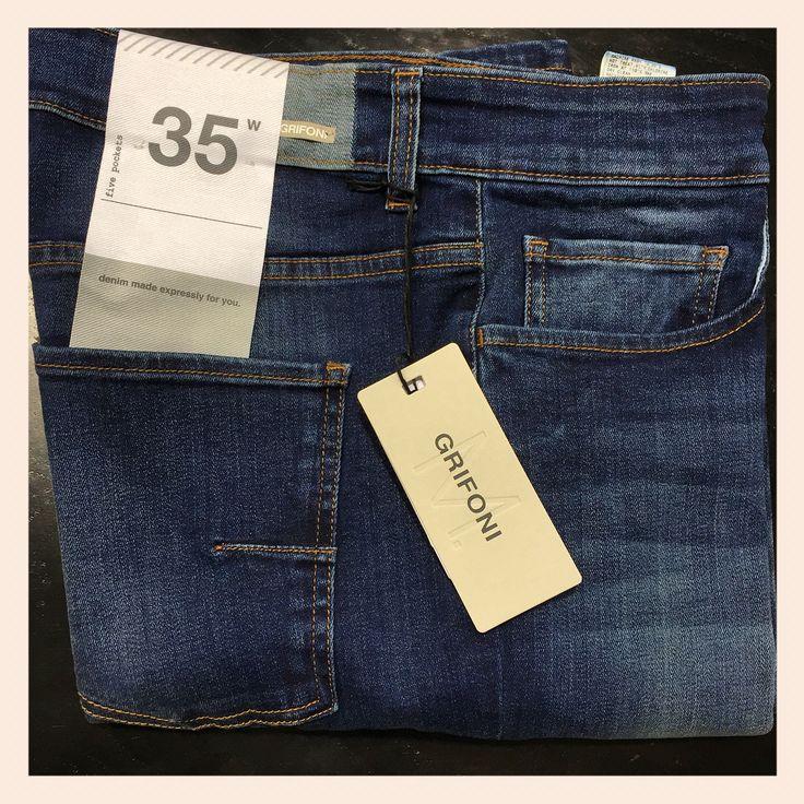 Www.manida.it #jeans #grifoni