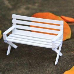 Apenas um simples de como fazer uma cadeira pequena. / Just a simple of how to make a tiny chair.