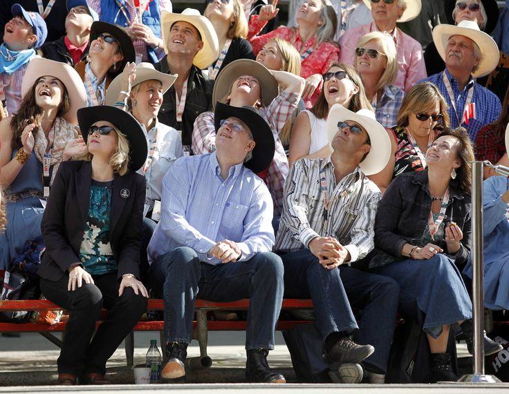 Politicians' Stampede Fashion