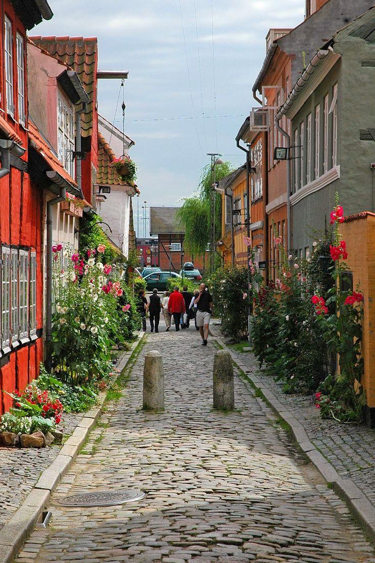 Helsingør, hometown.