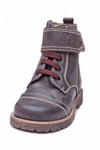 Walk Safari Jungen Schuhe Stiefel LUX, Farbe: Dunkelbraun - http://on-line-kaufen.de/walk-safari/walk-safari-jungen-schuhe-stiefel-lux-farbe