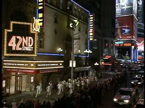"Tony Awards :42nd Street "" Audition (Forty-Second Street)"