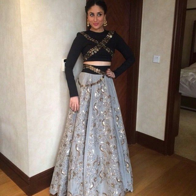 Can't wait for the Ki and Ka promotions and Kareena's fashion