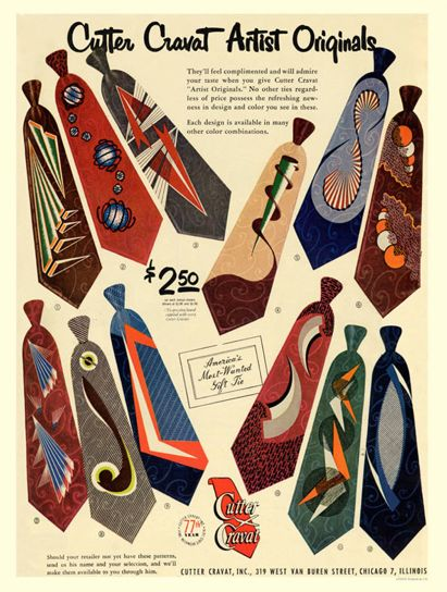 How Did the Tie–History of Men's Fashion