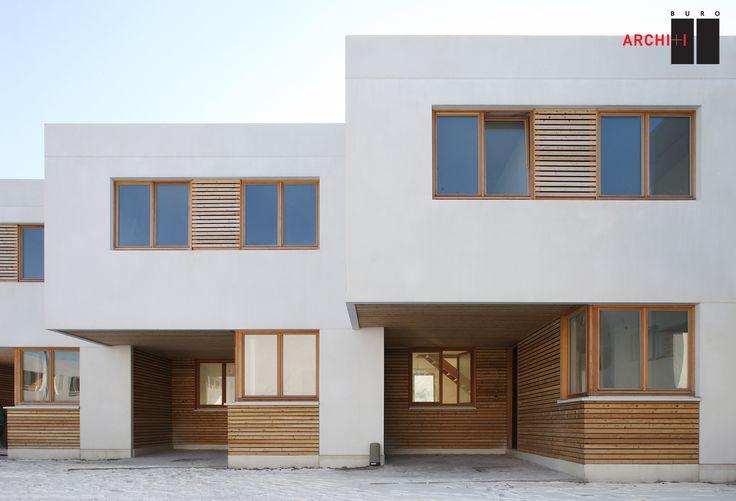 Gallery of St-Agatha-Berchem Sustainable Social Housing / Buro II & Archi+I - 16