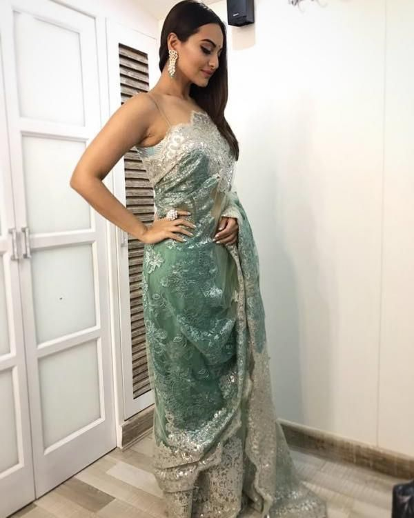 Sonakshi Sinha is winning the fashion game with her looks on Nach Baliye 8 | PINKVILLA
