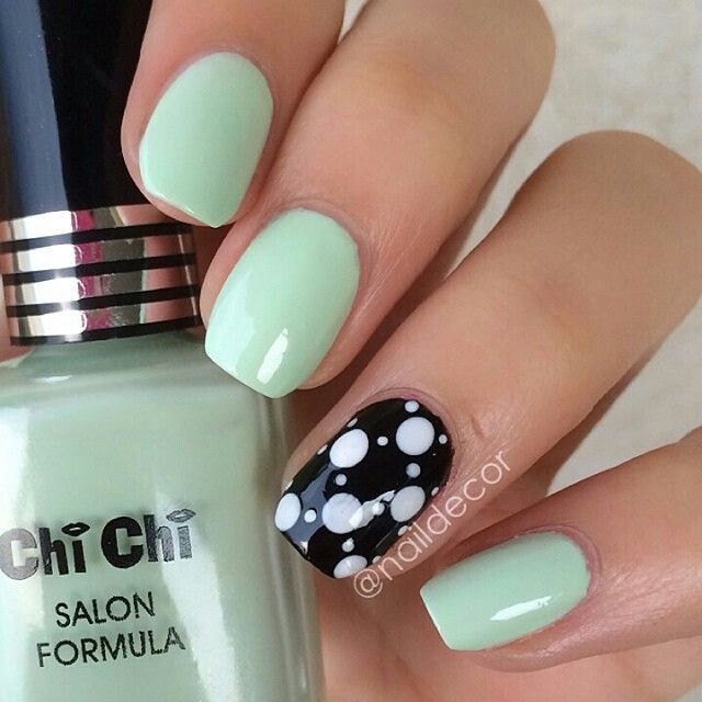 105 best Acrylic and gel nail art work in turquoise - unas, unhas em ...