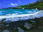 Black Beach Maui Hawaii - been there, done that, wanna go back!