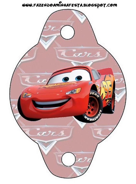 Imprimibles de Cars 2. Fiestas infantiles.|¡Disfrutando en mi hogar!