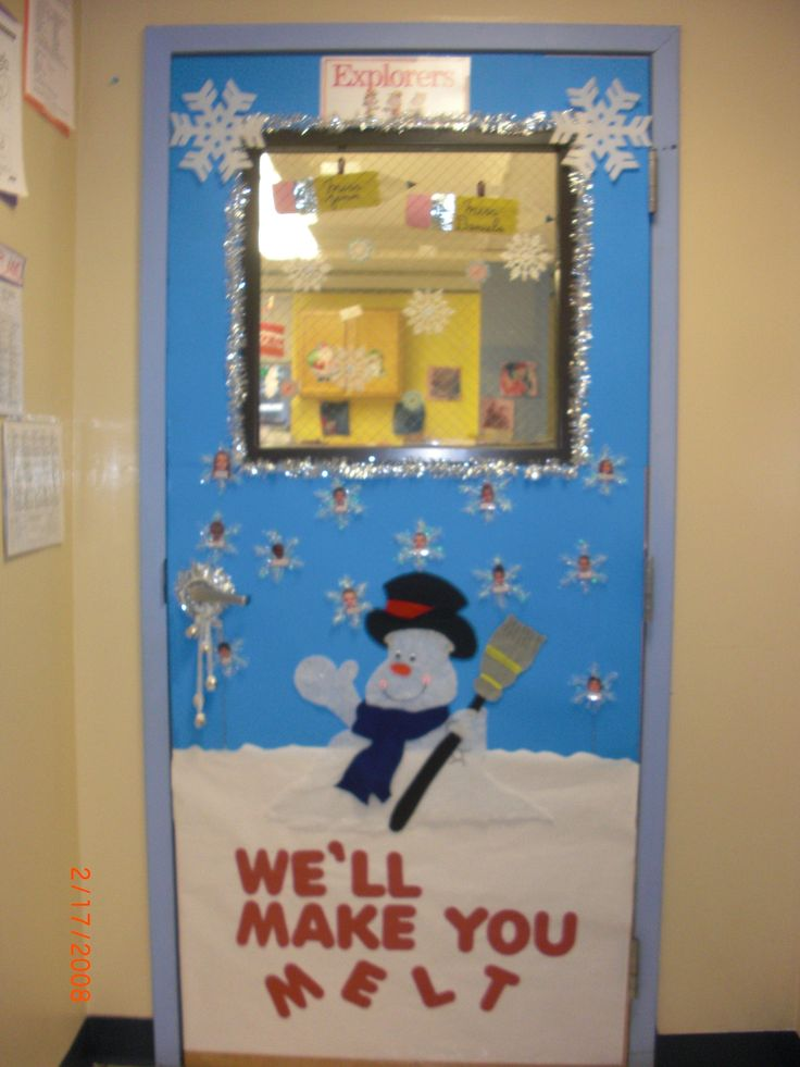 Winter Wonderland Classroom Door Decorations : Best winter wonderland images on pinterest christmas