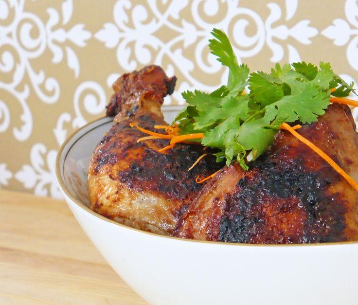 Ga Ngu Vi Huong - Vietnamese 5 spice chicken