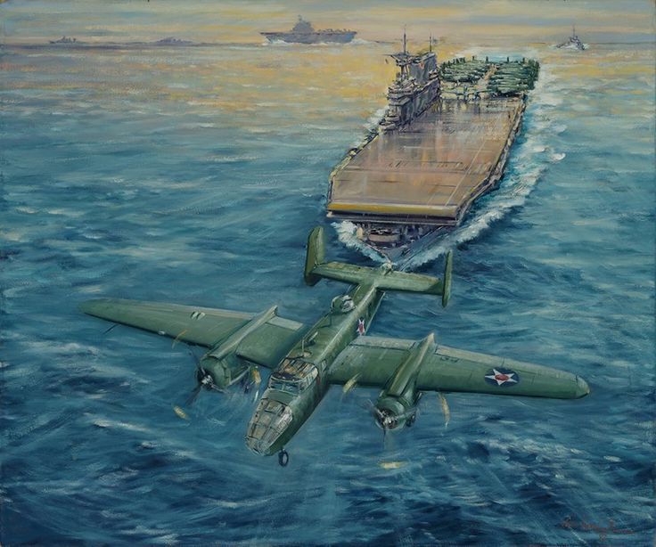 Doolittle Raid: America's answer to Pearl Harbor, April 18, 1942