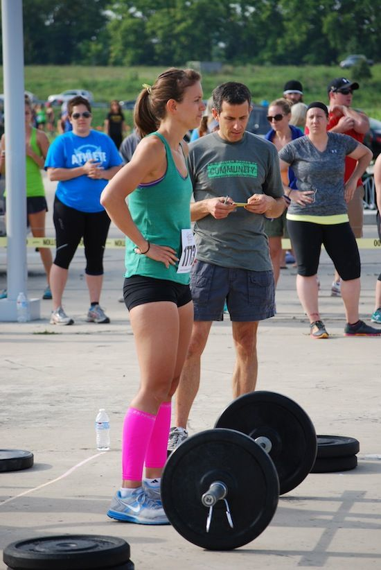 A recap of my first Crossfit competition