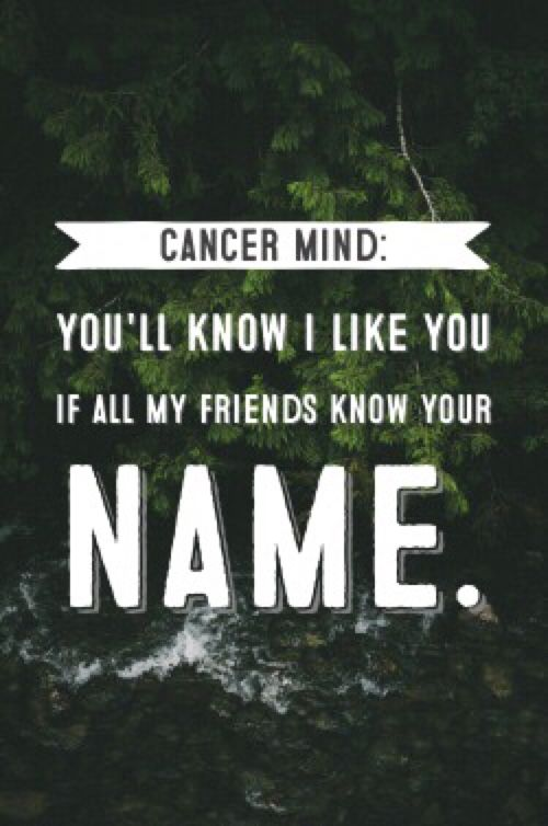 Cancer Mind