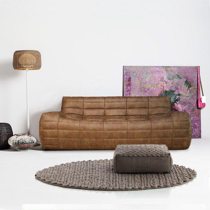 Design Polstersofas Oruga Leicht | Möbelideen