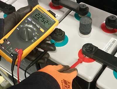 How To Identify Abnormalities In Battery Systems Using Simple Testing And Measurement Equipment