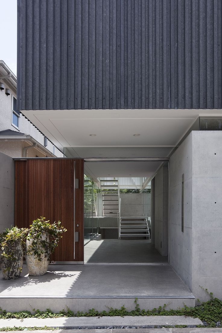 patio house, tokyo