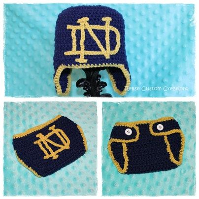 Crochet Newborn Notre Dame Outfit- hat and diaper cover Photo Prop Outfit-Select Your style of hat! on Etsy, $30.00
