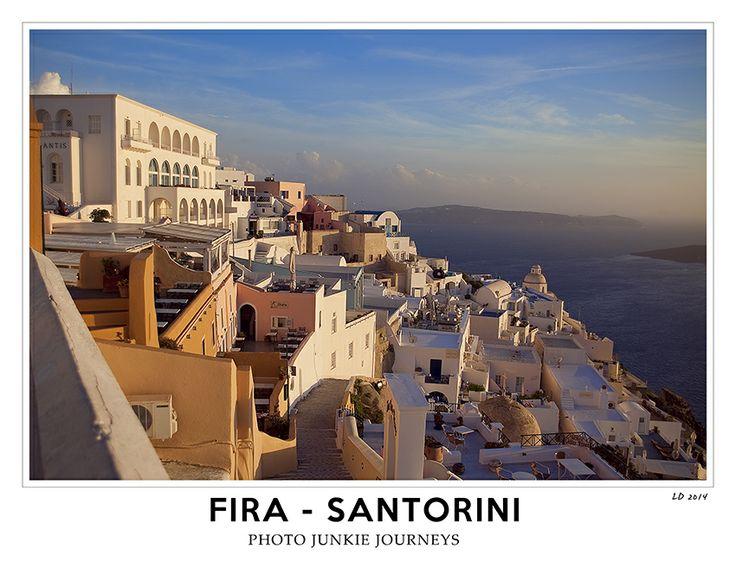Fira- Santorini