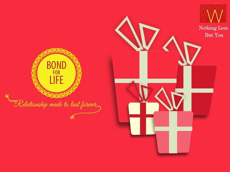 What did your brother gift you this #Rakhi? We're sure you got some lovely surprises! Share them with us. #BondforLife