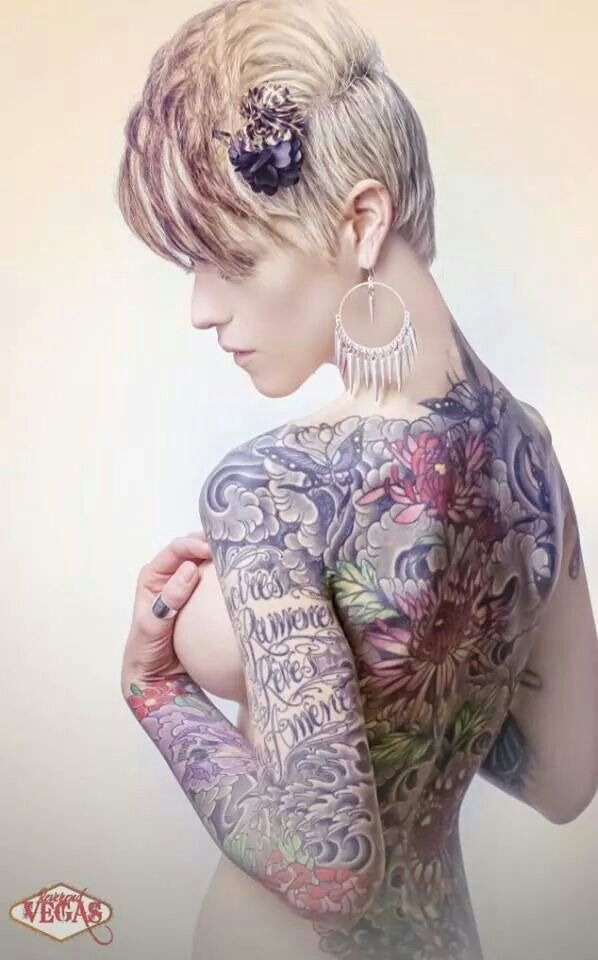 193 best images about tattoos on pinterest sugar skull for Tattoo bodysuit female