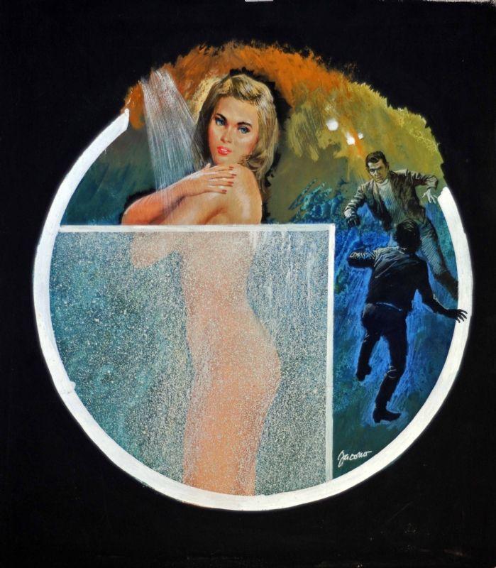 Carlo Jacono - Cover Segretissimo