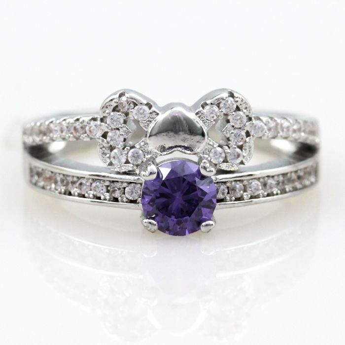 Find More Rings Information about Big Crystals Engagement Rings 2015 New Fashion Jewellery for Women Purple Stone Classic Wedding Ring Alianzas De Oro Ulove Y2694,High Quality jewellery mold,China jewellery plating Suppliers, Cheap jewellery stand from ULOVE Fashion Jewelry on Aliexpress.com