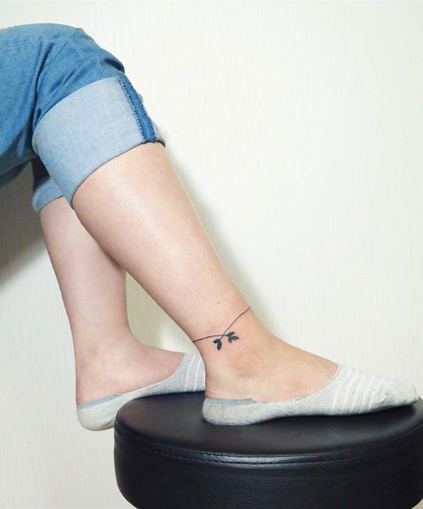 80 μικροσκοπικά τατουάζ που δείχνουν ότι το διακριτικό είναι ωραιότερο από το κραυγαλέο | LIFESTYLENEWS