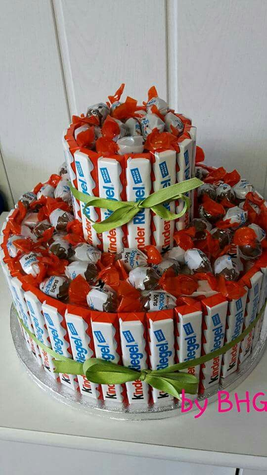 Kinder-Torte (Quelle: Facebook)
