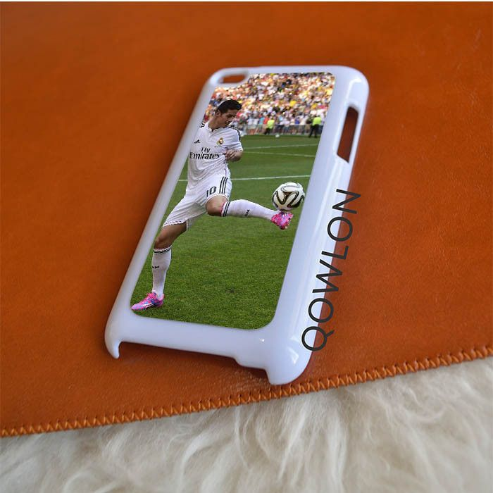 James Rodriguez Football Style iPod Touch 4 | 4TH GEN Case