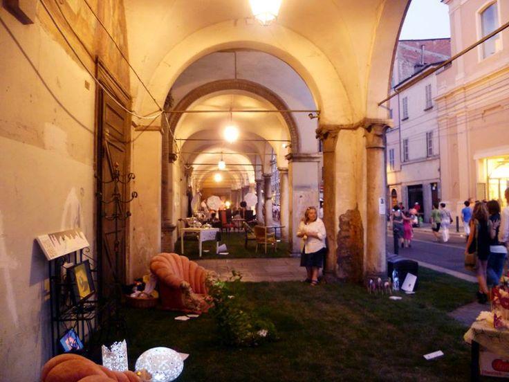 Atmosfere magiche nel Giardino Incantato in cui crescono le IDee!!! www.infinitodesign.it