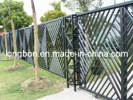 Metal Fence Gate Design