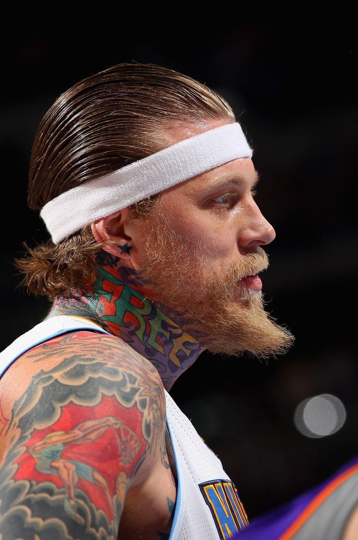 Chris Andersen #Birdman #Beards