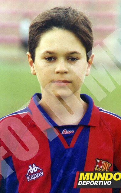 Iniesta 16 años en el club. El Barça hizo historia en Valencia con un '11' criado en la Masia