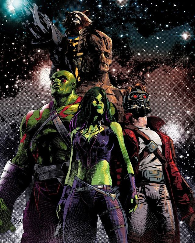 Pin On Artist Mike Deodato
