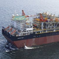 Agbami FPSO:  KBR's design experience with floating production storage and offloading (FPSOs)